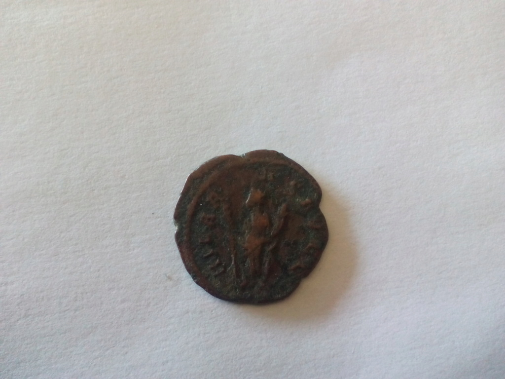 Antoniniano de Tétrico I. HILARITAS AVGG. Colonia 15334711