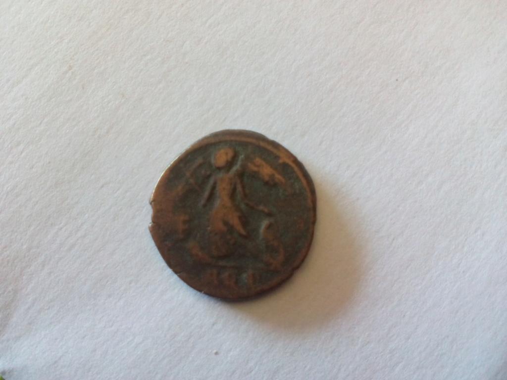 AE3 conmemorativo de la ciudad de Constantinopla. Aquilea 15334715