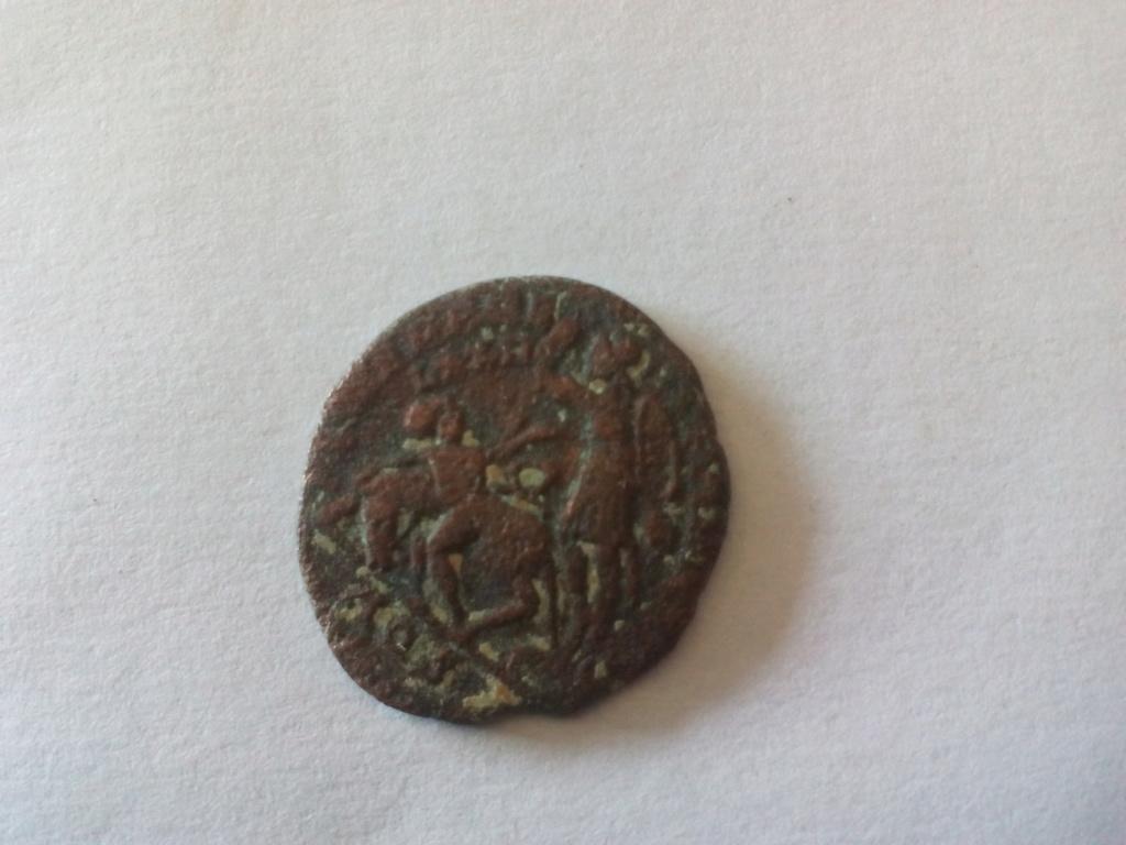 AE3 de Constancio II. FEL TEMP REPARATIO / LXXII. Aquilea 15337315