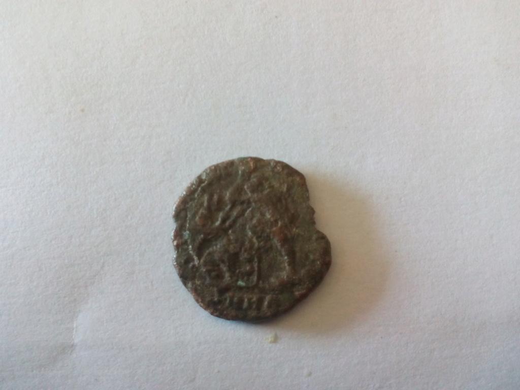 AE4 de Constancio II. FEL TEMP REPARATIO. Heraclea  15337325