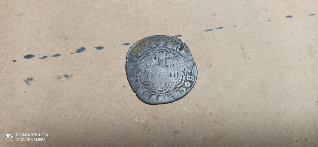 Cuarto de real de vellón de Enrique IV.  Img_2121