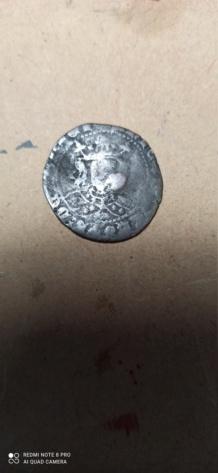 1/4 de real de vellón de Enrique IV. Img_2128
