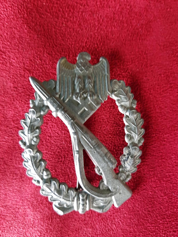 badge de combat d'infanterie 20180815