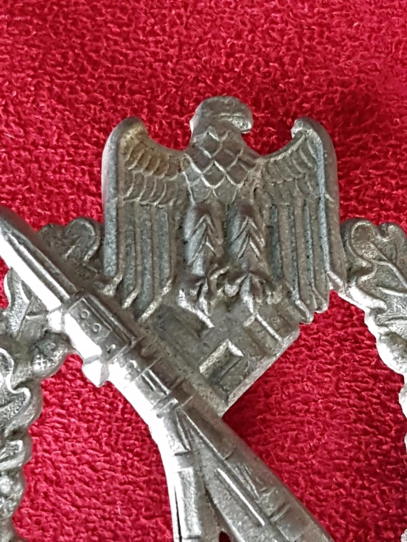 badge de combat d'infanterie 20180816