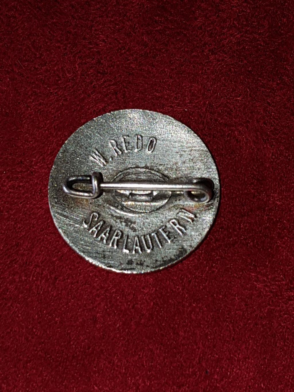 Badge D.V.G. WESTMARK LOTHR A_012010