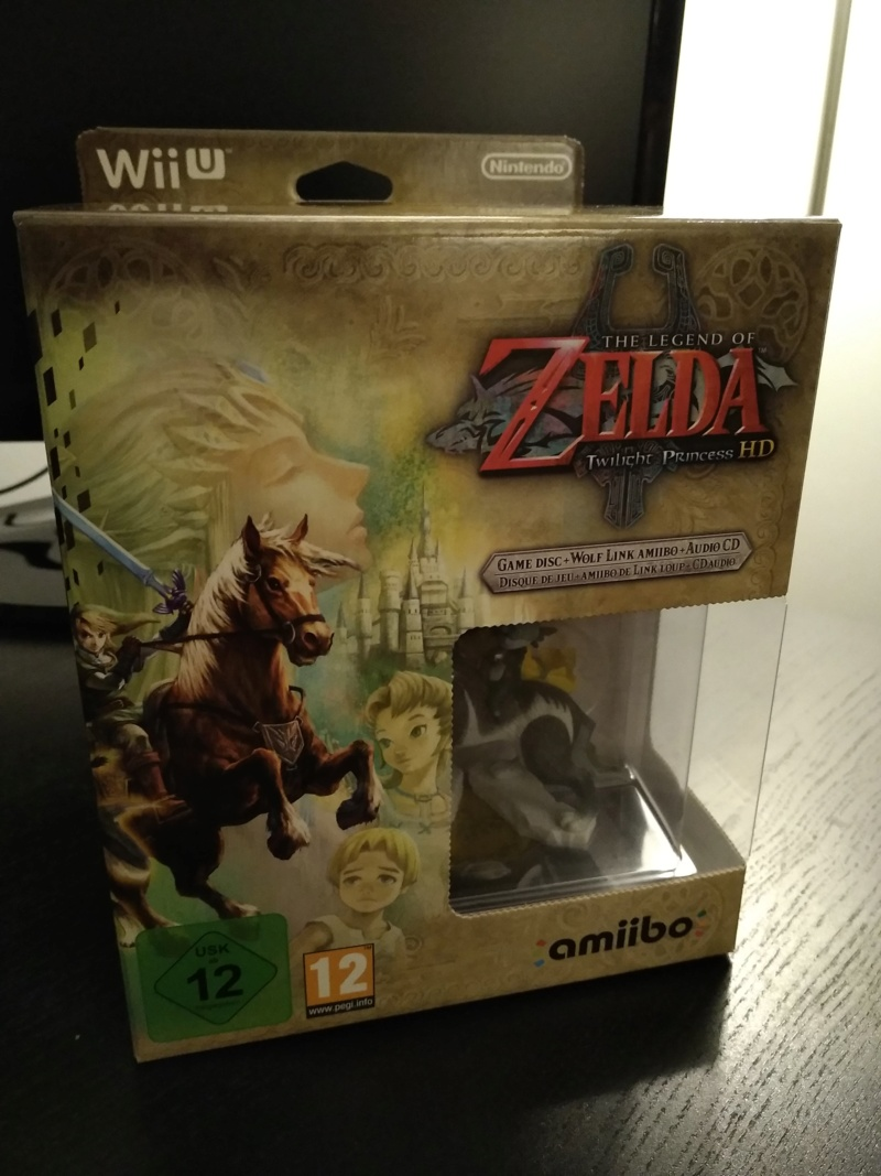 [ECH] WII U - WII - Switch - Amiibo - SNES mini - NES en boite - Page 2 Img_2011