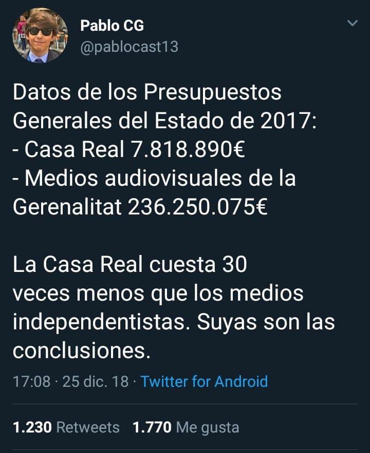 España tiene retardo, demasiados genes gallegos esparcidos Presup10