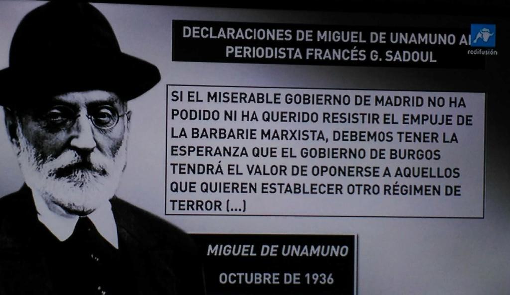 La nueva película del chileno Subvencionado Amenábar y lo que se calla... Unamun10