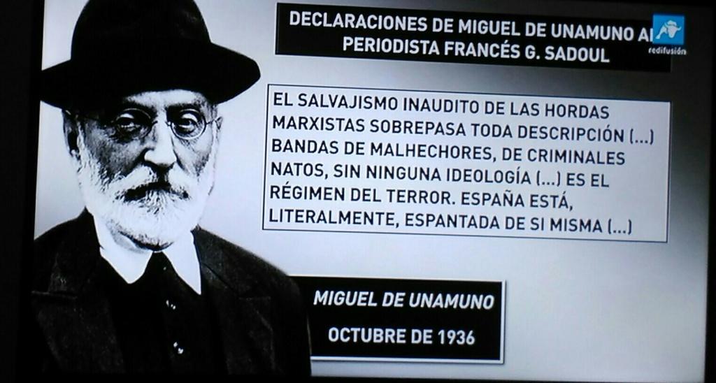 La nueva película del chileno Subvencionado Amenábar y lo que se calla... Unamun12
