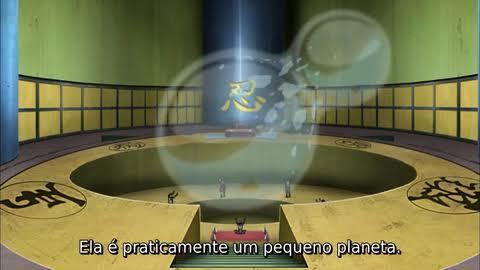 Senjutsu, Bijus, e um Nó. Images24