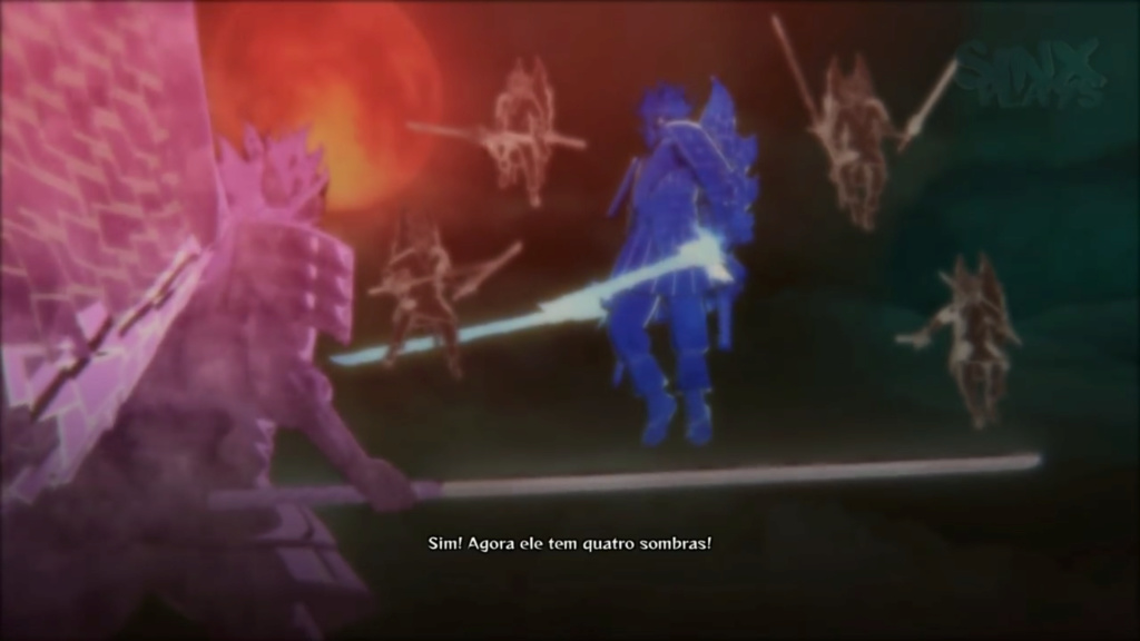 Time 7 vs Obito jin e Madara jin Screen10