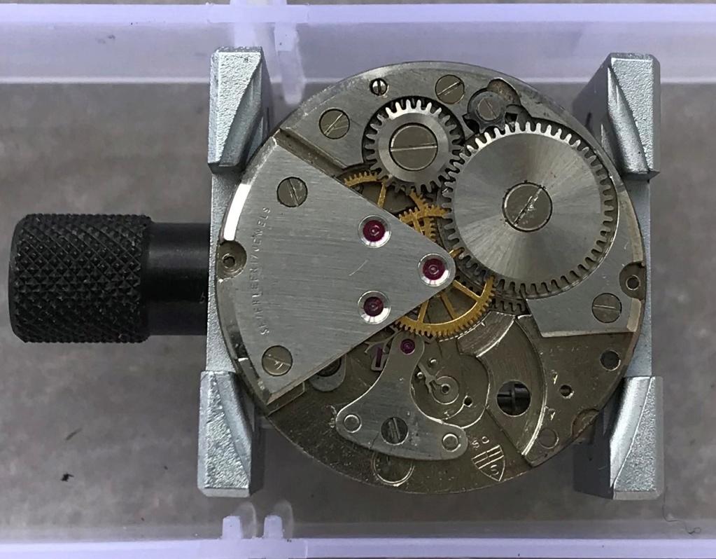 Jaeger - [ICI vos demandes d'IDENTIFICATION et RENSEIGNEMENTS de vos montres] - Page 3 Rondex10