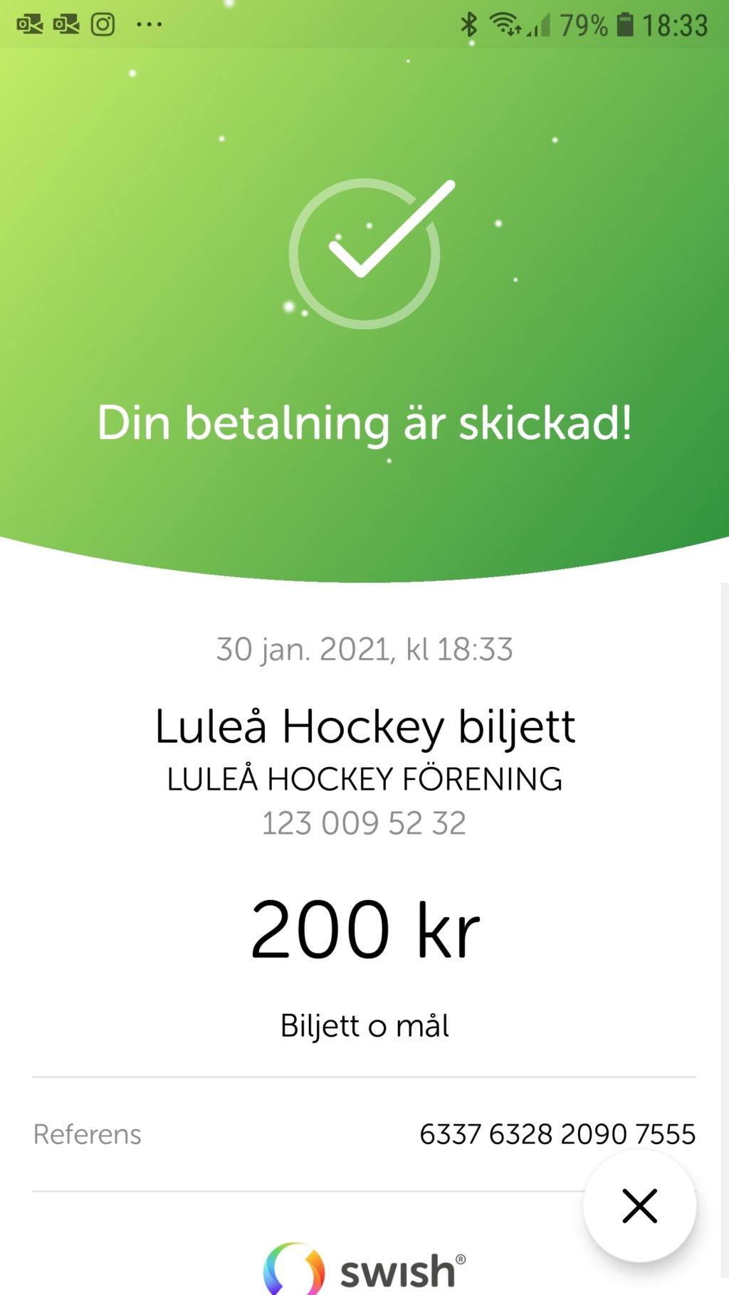 2021-01-30, SHL-match 36, Luleå - HV71 - Sida 2 Screen11