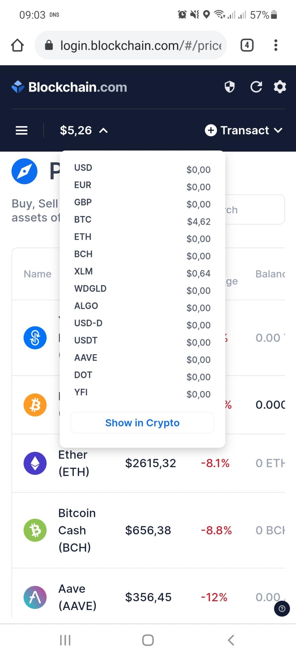 Blockchain - Page 7 Screen10