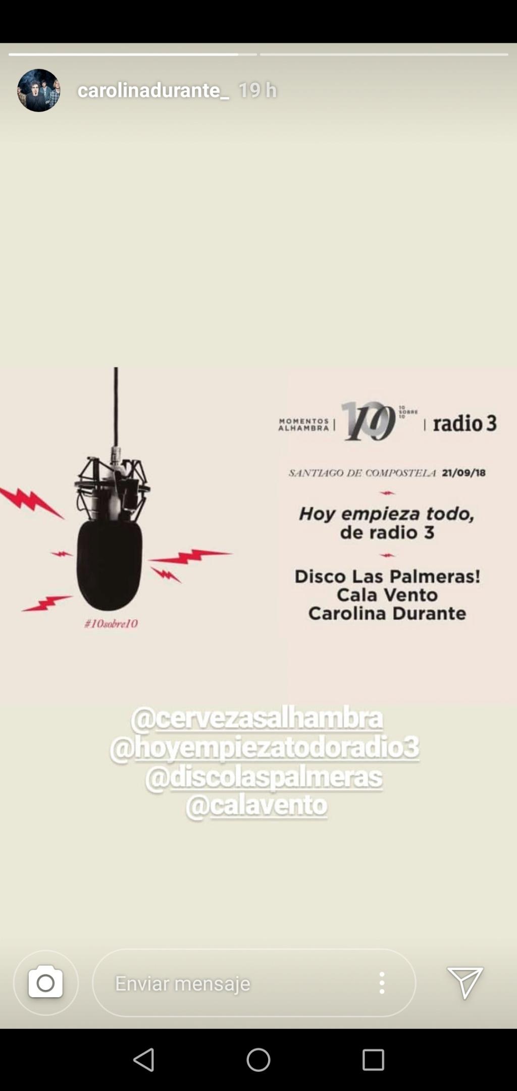 Conciertos en Galicia  Screen10