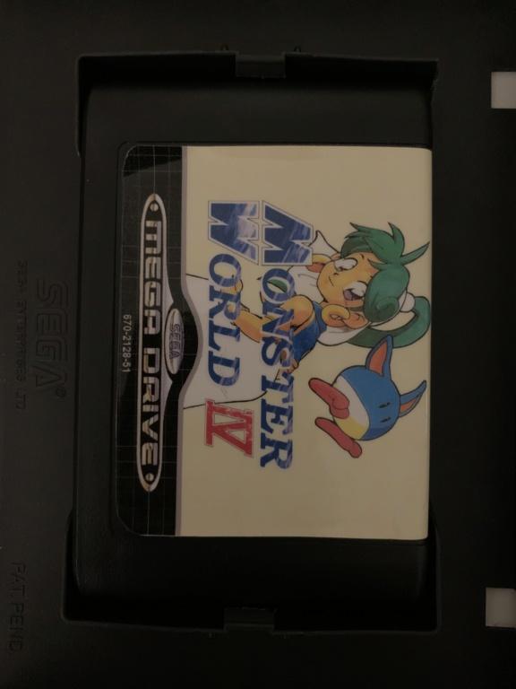 [VDS] Megadrive + Mega CD + 3 manettes + jeux... 57e09010