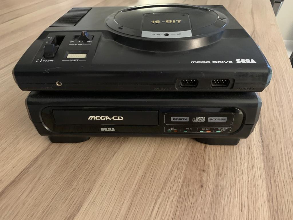 [VDS] Megadrive + Mega CD + 3 manettes + jeux... C59e0610