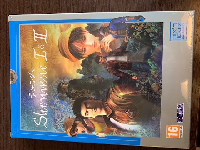 [VENDS] Coffret collector Pix'n love Shenmue I & II Img_0010