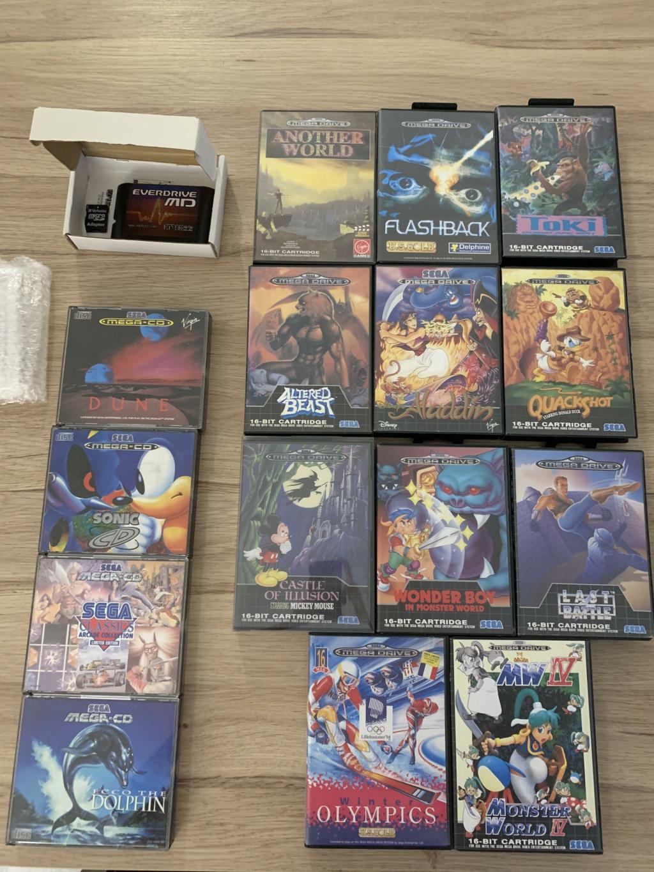 [VDS] Megadrive + Mega CD + 3 manettes + jeux... Unname13