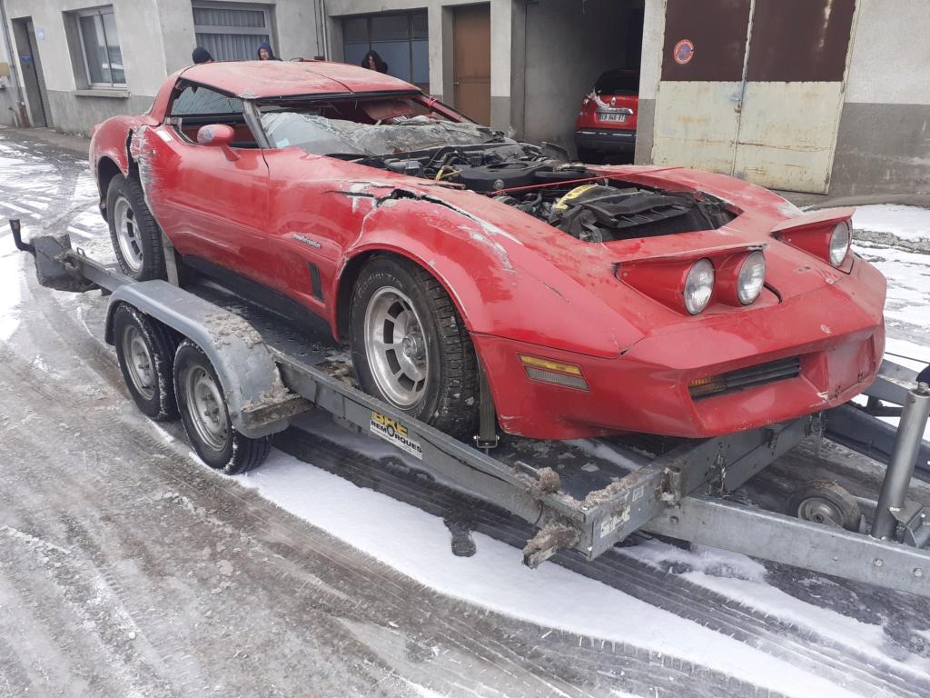 sauvetage corvette c3 crêpe  - Page 2 20210211