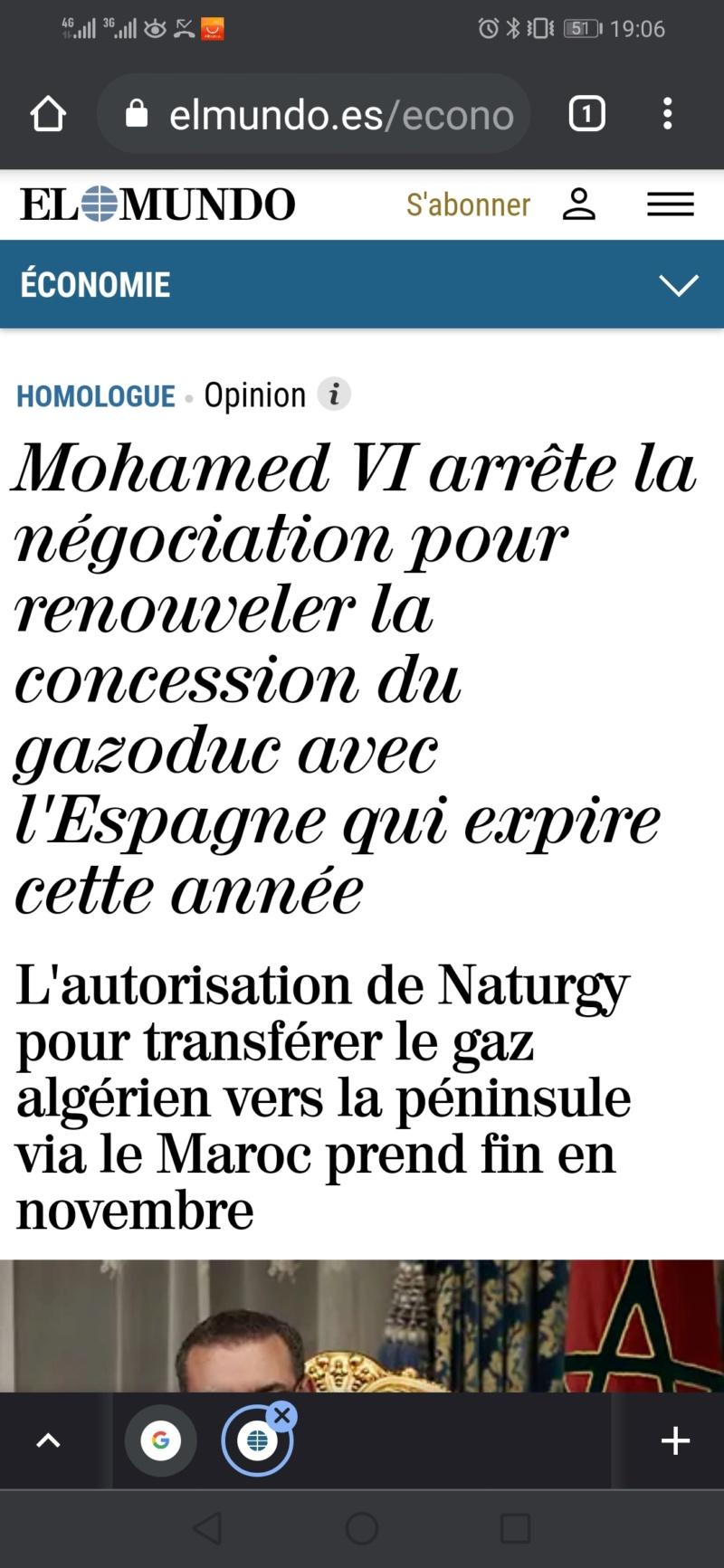 Diplomatie marocaine - Relations internationales - Page 27 Screen28