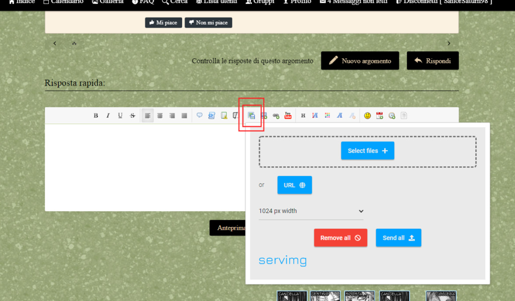 Codici HTML per firme Cgv10
