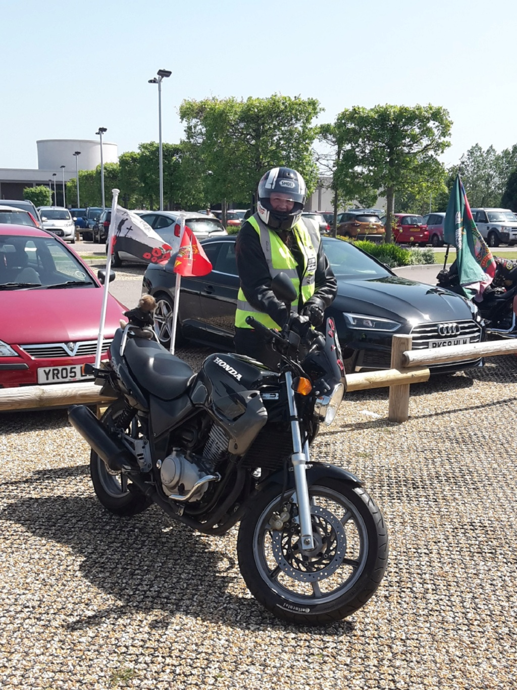 What did you do with your CB500 today? - Page 19 20190611