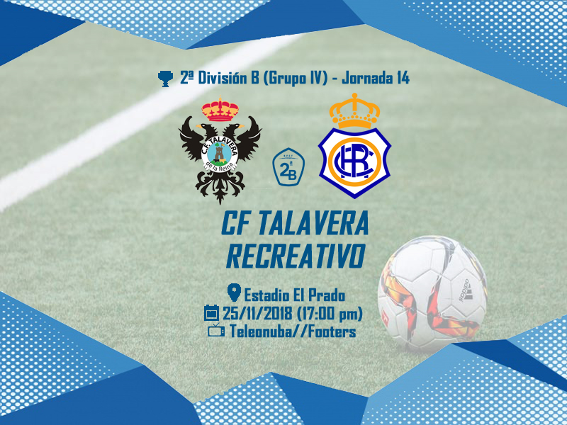 J.14 2ªB G.4º 2018/2019 CF TALAVERA-RECRE (POST OFICIAL) 02110