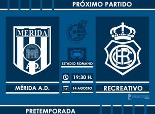 AD MERIDA-RECRE PRESENTACION 18/19 DEL MERIDA (AMISTOSO) 0220