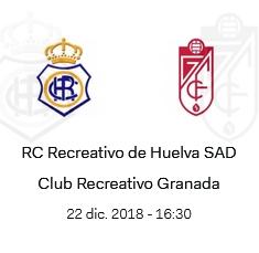J.18 2ªB G.4º 2018/2019 RECRE-REC.GRANADA (POST OFICIAL) 03130