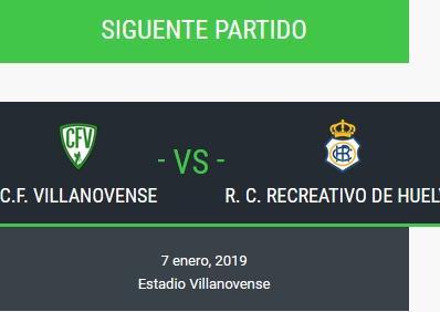 J.19 2ªB G.4º 2018/2019 CF VILLANOVENSE-RECRE (POST OFICIAL) 03138