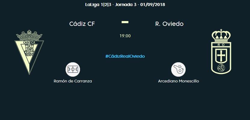 J.3 LIGA 123 2018/2019-CADIZ-R.OVIEDO (POST OFICIAL) 0333