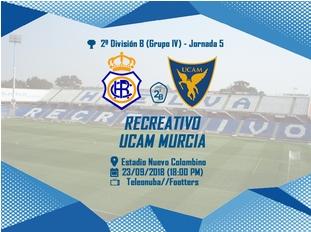 J.5 2ªB G.4º TEMP. 2018/2019 RECRE-UCAM MURCIA (POST OFICIAL) 0358