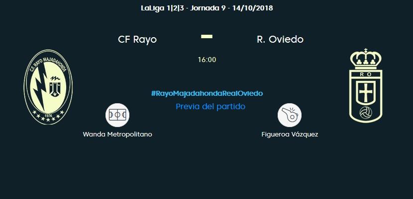 J.9 LIGA 123 2018/2019 RAYO MAJADAHONDA-R.OVIEDO (POST OFICIAL) 0374