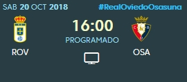 J.10 LIGA 123 2018/2019 R.OVIEDO-C.AT.OSASUNA (POST OFICIAL) 0474