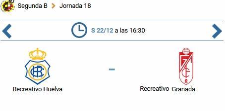 J.18 2ªB G.4º 2018/2019 RECRE-REC.GRANADA (POST OFICIAL) 06103