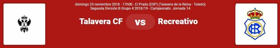 J.14 2ªB G.4º 2018/2019 CF TALAVERA-RECRE (POST OFICIAL) 0689