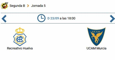 J.5 2ªB G.4º TEMP. 2018/2019 RECRE-UCAM MURCIA (POST OFICIAL) 0742