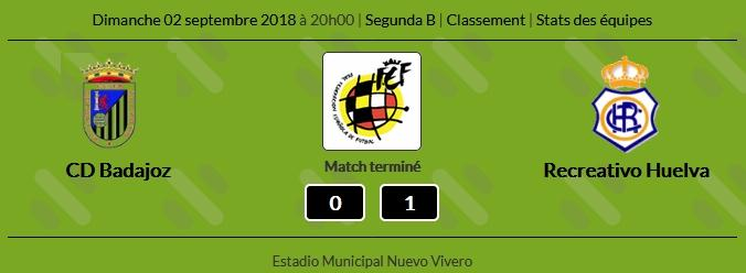 J.2 2ªB G.4º TEMP.18/19 CD BADAJOZ-RECRE (POST OFICIAL) 0923