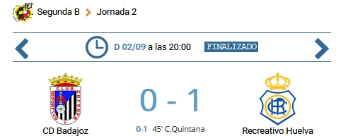 J.2 2ªB G.4º TEMP.18/19 CD BADAJOZ-RECRE (POST OFICIAL) 1021