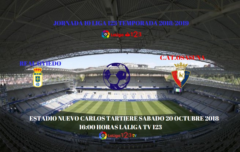 J.10 LIGA 123 2018/2019 R.OVIEDO-C.AT.OSASUNA (POST OFICIAL) 1054
