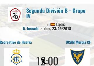 J.5 2ªB G.4º TEMP. 2018/2019 RECRE-UCAM MURCIA (POST OFICIAL) 1134