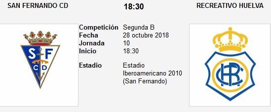 J.10 2ªB G.4º 2018/2019 SAN FERNANDO-RECRE (POST OFICIAL) 1738