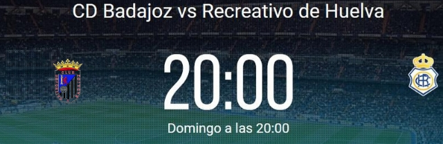 J.2 2ªB G.4º TEMP.18/19 CD BADAJOZ-RECRE (POST OFICIAL) 1813