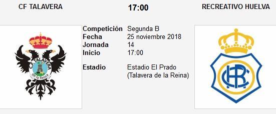 J.14 2ªB G.4º 2018/2019 CF TALAVERA-RECRE (POST OFICIAL) 1951