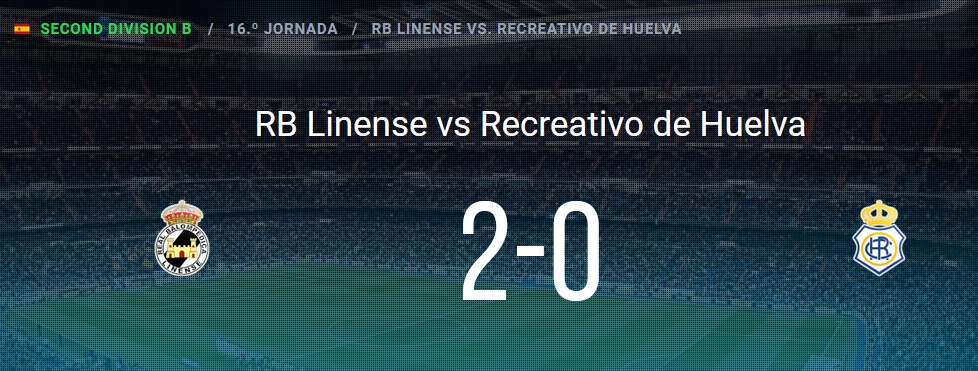 J.16 2ªB G.4º 2018/2019 RB LINENSE-RECRE (POST OFICIAL) 1954