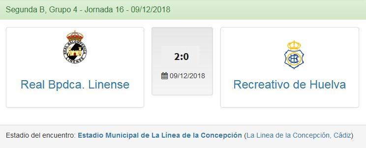 J.16 2ªB G.4º 2018/2019 RB LINENSE-RECRE (POST OFICIAL) 2054
