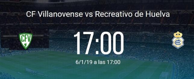 J.19 2ªB G.4º 2018/2019 CF VILLANOVENSE-RECRE (POST OFICIAL) 2061