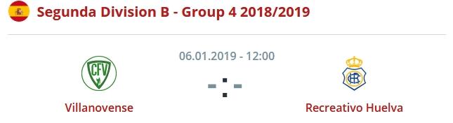 J.19 2ªB G.4º 2018/2019 CF VILLANOVENSE-RECRE (POST OFICIAL) 2160