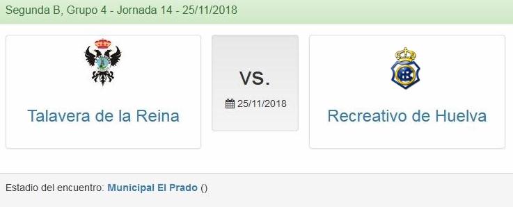 J.14 2ªB G.4º 2018/2019 CF TALAVERA-RECRE (POST OFICIAL) 2546